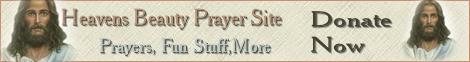 Heavens Beauty Prayer Web Site