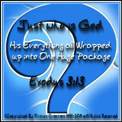 Just who is God